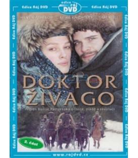 Doktor Živago - 2. část (Doctor Zhivago) DVD