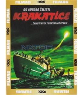 Krakatice DVD (The Beast)