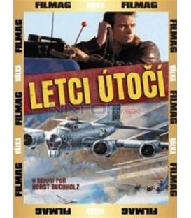 Letci útočí (La colomba non deve volare) DVD