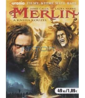 Merlin a kniha kouzel (Merlin and the Book Beasts) DVD