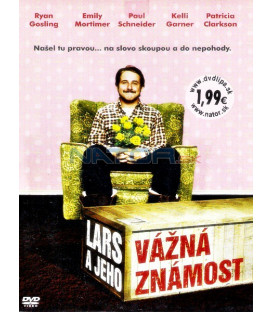Lars a jeho vážná známost 2007 (Lars and the Real Girl) DVD