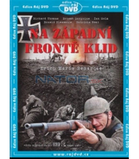 Na západní frontě klid (All Quiet on the Western Front) DVD
