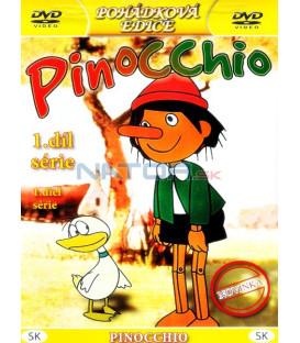 Pinocchio 1 DVD