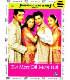 Koi Mere Dil Mein Hai DVD