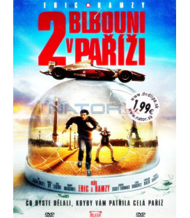 2 blbouni v Paříži 2008 (2 Alone in Paris) DVD