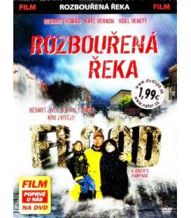 Rozbouřená řeka 1998 (Flood: A Rivers Rampage) DVD