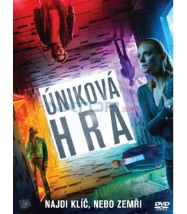 Úniková hra 2019 (Escape Room) DVD (SK OBAL)