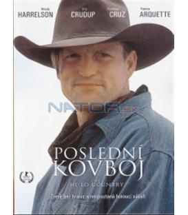 Poslední kovboj (The Hi-Lo Country) DVD