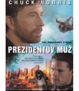 Prezidentův muž (The President´s Man) DVD
