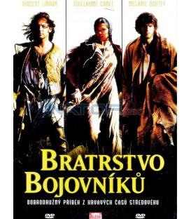 Bratrstvo bojovníků 2002 (Le frère du guerrier) DVD