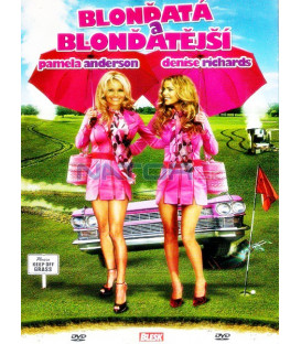 Blonďatá a blonďatější 2007 (Blonde and Blonder) DVD