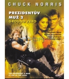 Prezidentův muž 2 - Ground Zero (The President´s Man: A Line in the Sand) DVD