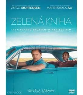 Zelená kniha 2018 (Green Book) DVD