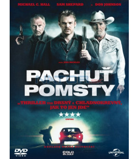PACHUŤ POMSTY (Cold in July) DVD