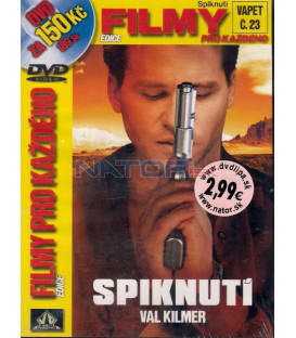 Spiknutí 2003 (Blind Horizon) DVD