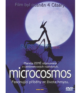 Mikrokozmos (Microcosmos: Le peuple de lherbe) DVD