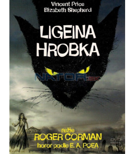 Ligeina hrobka 1965 (The Tomb of Ligeia) DVD
