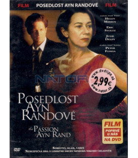 Posedlost Ayn Randové 1999 (The Passion of Ayn Rand) DVD
