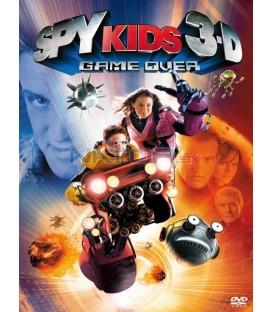 Spy Kids 3: Game Over DVD