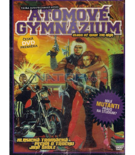 Atomové gymnázium 1986 (Class of Nuke Em High) DVD