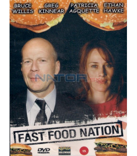 Fast Food Nation 2006 DVD