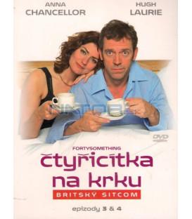 Čtyřicítka na krku 2003 - EPIZODY 3-4 (Fortysomething) DVD