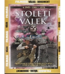 Století válek - 4. DVD, 1961 - 1976 DVD (The World at War - A Century of Warfare: On the Brink / A Line in the Sand)