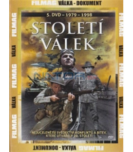 Století válek - 5. DVD, 1976 - 1998 (The World at War - A Century of Warfare: Payback / Policeman to the World)