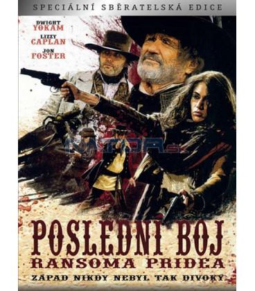 Poslední boj Ransoma Pridea (The Last Rites of Ransom Pride ) DVD