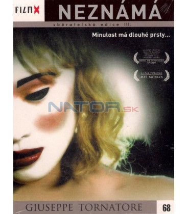 Neznámá 2006 (La Sconosciuta) DVD