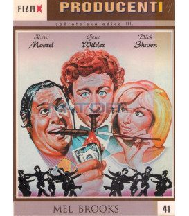 Producenti 1967 (The Producers) DVD
