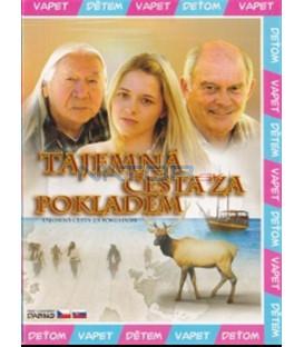 Tajemná cesta za pokladem (The Tillamook Treasure) DVD