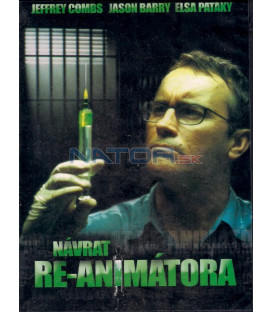 Návrat Re-Animátora 2003 (Beyond Re-Animator) DVD