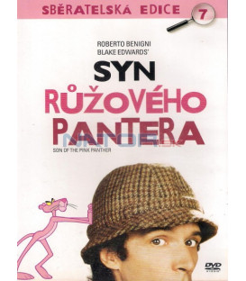 Syn Růžového Pantera 1993 (Son of the Pink Panther) DVD