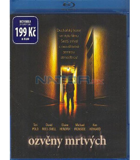 Ozvěny mrtvých BLU-RAY (The Haunting at the Beacon)