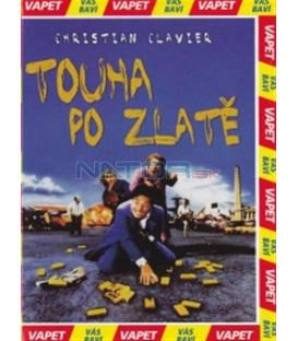 Touha po zlatě (La soif de l´or) DVD
