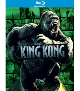 King Kong 2005 (King Kong)  Blu-ray
