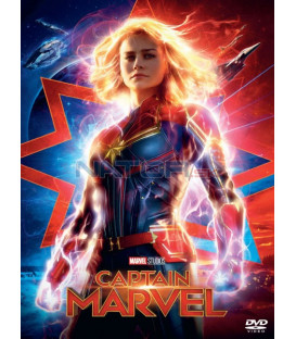 CAPTAIN MARVEL 2019 (Captain Marvel) DVD