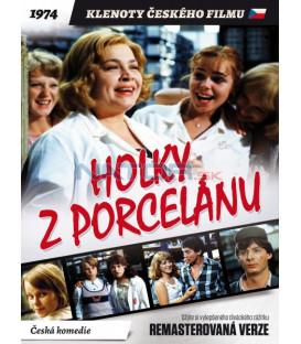 Holky z porcelánu 1974 (remasterovaná verze) DVD