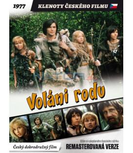 Volání rodu 1977 (remasterovaná verze) DVD