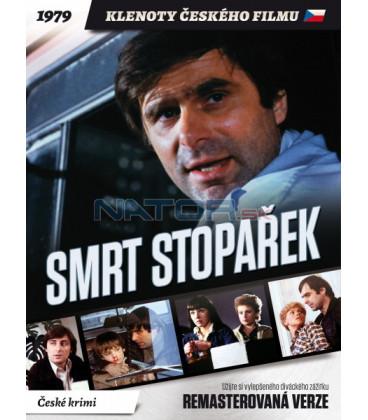Smrt stopařek 1979 (remasterovaná verze) DVD