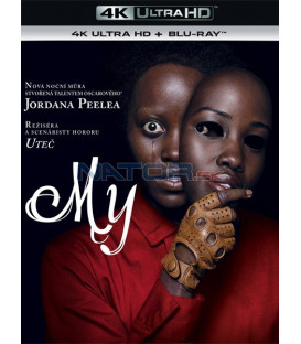 My (Us) 2019 (4K Ultra HD) - UHD Blu-ray + Blu-ray