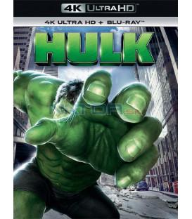 Hulk 2003 (4K Ultra HD) - UHD Blu-ray + Blu-ray