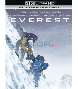 Everest 2015 (4K Ultra HD) - UHD Blu-ray + Blu-ray