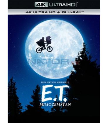 E.T. - Mimozemšťan (4K Ultra HD) - UHD Blu-ray + Blu-ray