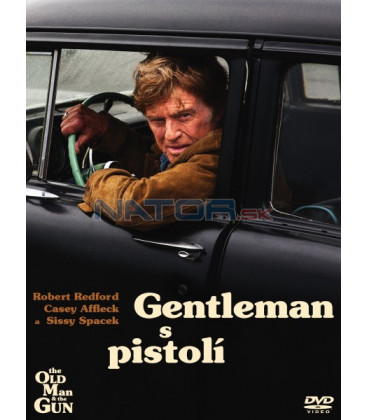 Gentleman s pistolí 2018 (The Old Man & the Gun) DVD