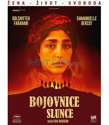 BOJOVNICE SLUNCE 2019 (Les Filles du soleil) DVD
