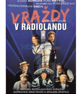 Vraždy v Radiolandu (Radioland Murders) DVD