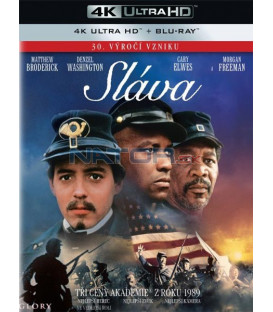 Sláva (Glory) 1989 (4K Ultra HD) - UHD Blu-ray + Blu-ray