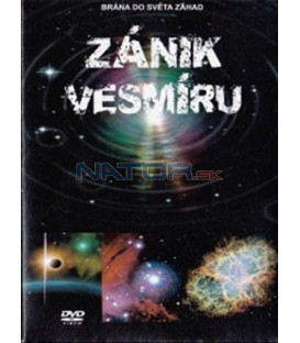 Zánik vesmíru (End of the Universe) DVD